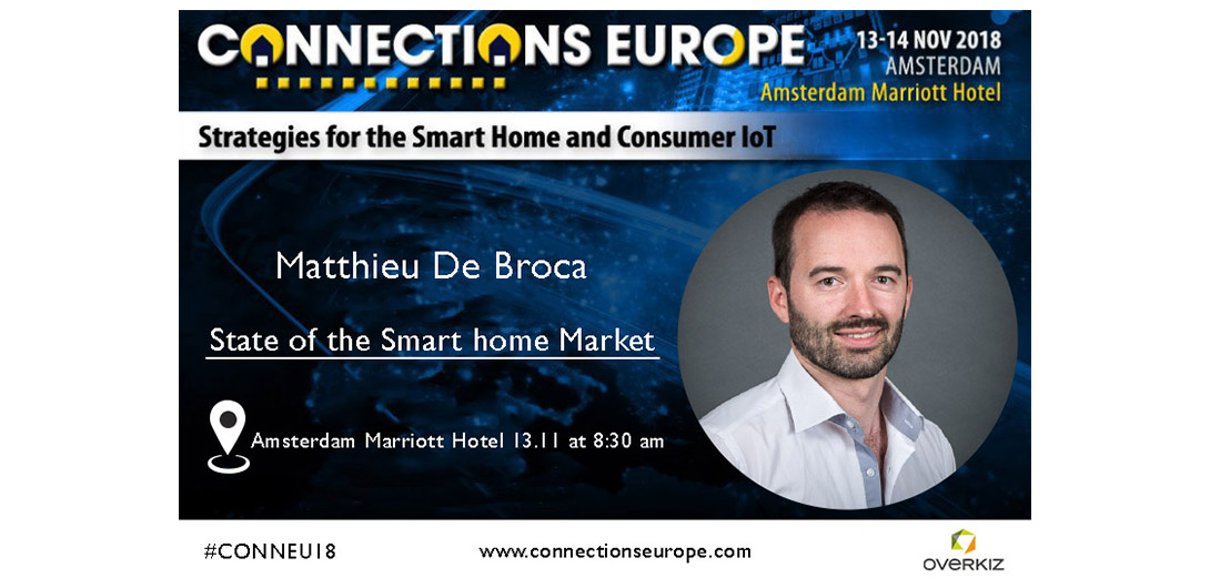 CONNECTIONS: Europe - Amsterdam - November 13-14, 2018