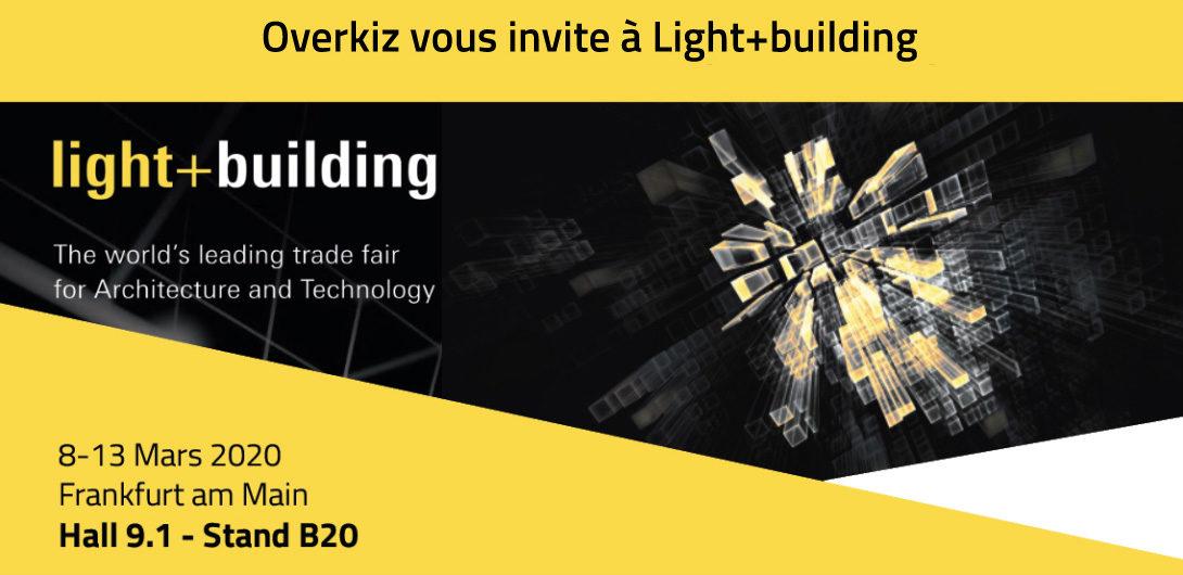 Overkiz à Light and Building 2020