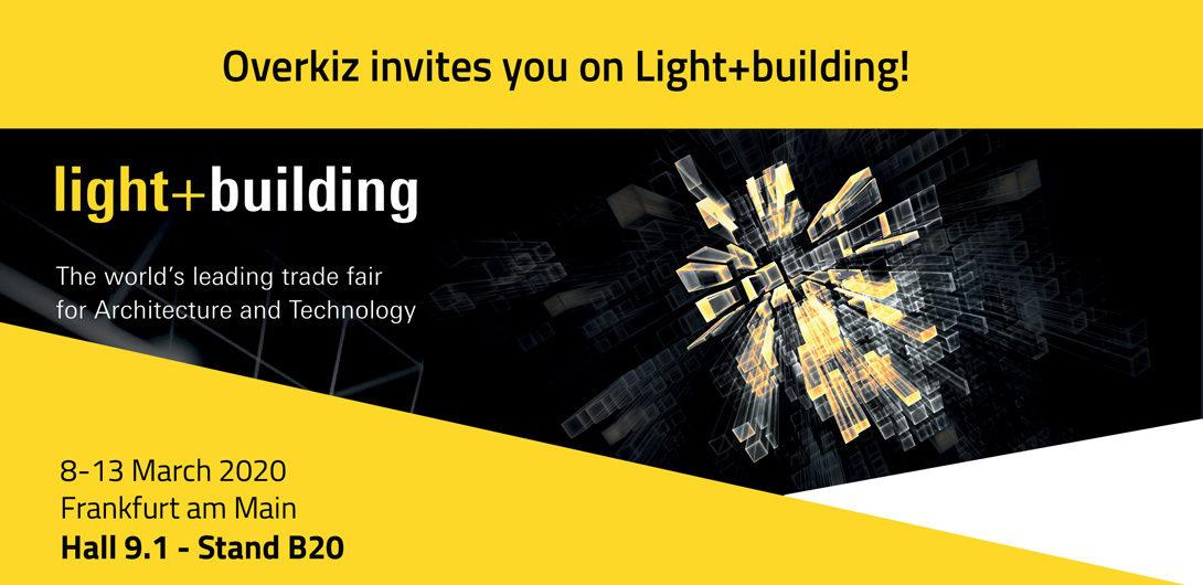 Overkiz on Light and Building 2020
