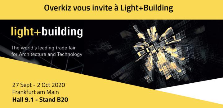overkiz à Light+Building