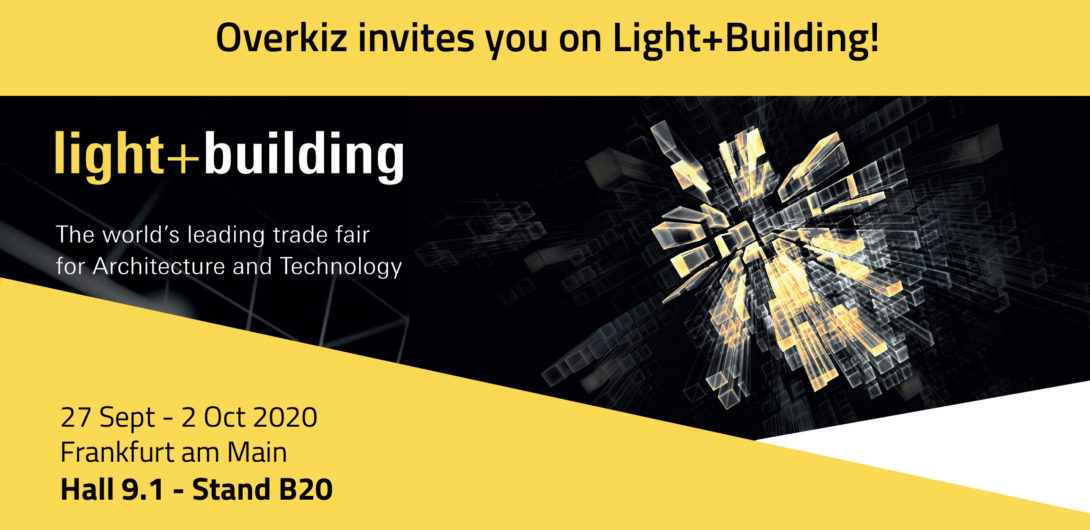 Overkiz on Light+Building 2020